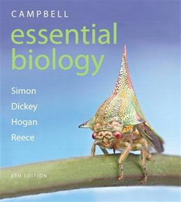 Campbell Essential Biology (6th Edition) - standalone book 9780133917789
