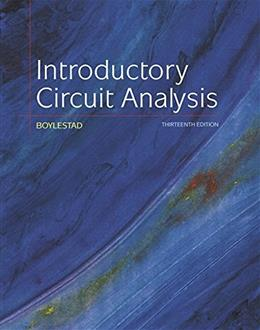 Introductory Circuit Analysis (13th Edition) 9780133923605