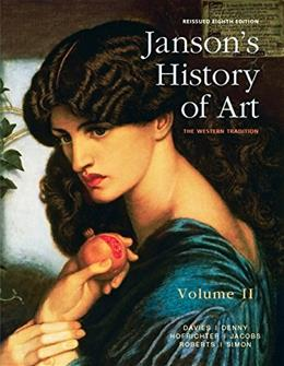 Jansons History of Art, by Davies, 8th Edition, Volume 2 9780133936629