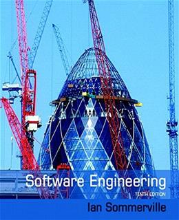 Software Engineering (10th Edition) 9780133943030