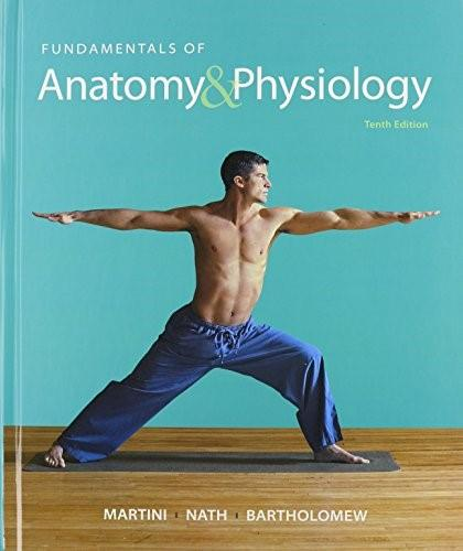 Fundamentals of Anatomy & Physiology & Martinis Atlas of the Human Body &  Modified MasteringA&P with Pearson eText -- ValuePack Access Card -- for Fundamentals of Anatomy & Physiology Package 10 PKG 9780133963878