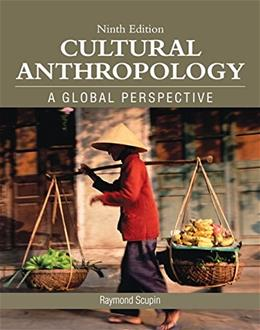 Cultural Anthropology, 9/e 9780134008974