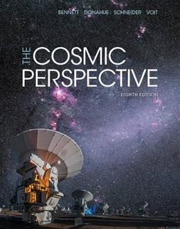 Cosmic Perspective, The 8 9780134059068