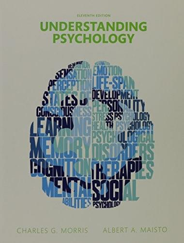 Understanding Psychology Plus NEW MyPsychLab with Pearson eText -- Access Card Package (11th Edition) 11 PKG 9780134115795