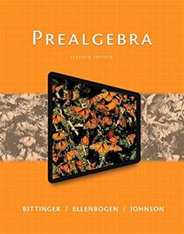 Prealgebra Plus MyLab Math with Pearson eText -- Access Card Package (7th Edition) (Whats New in Developmental Math?) 7 PKG 9780134116075