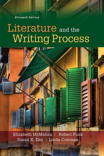 Literature and the Writing Process 11 9780134117904