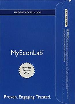 MyEconLab with Pearson eText -- Access Card -- for Macroeconomics 6 9780134125954