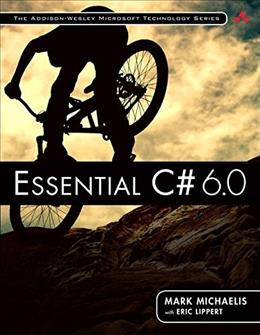 Essential C# 6.0, by Michaelis, 5th Edition 9780134141046