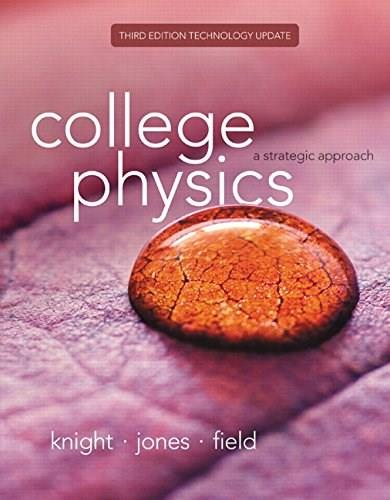 College Physics: A Strategic Approach Technology, by Knight, 3rd Edition, 3 BOOK SET 3 PKG 9780134167831