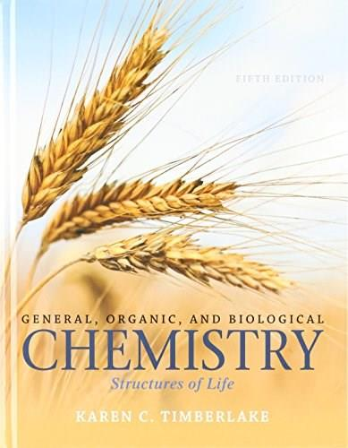 GEN ORGAN& BIO CHEM&MOD MSTR ETX VP AC PKG (5th Edition) 9780134227856