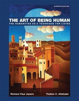Art of Being Human (11th Edition) 9780134238739
