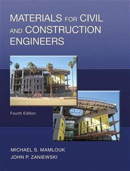 Materials for Civil and Construction Engineers (4th Edition) 9780134320533
