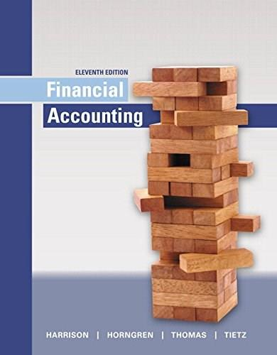 Financial Accounting Plus MyAccountingLab with Pearson eText -- Access Card Package (11th Edition) 9780134436135
