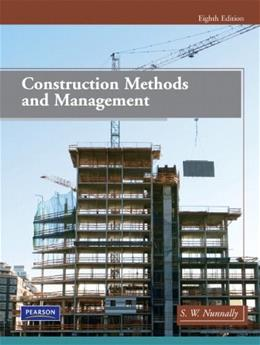 Construction Methods and Management (8th Edition) 9780135000793