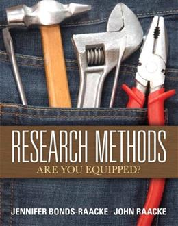 Research Methods: Are You Equipped? 1 9780135022689
