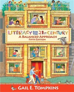 Literacy for the 21st Century: A Balanced Approach (5th Edition) 5 PKG 9780135028926
