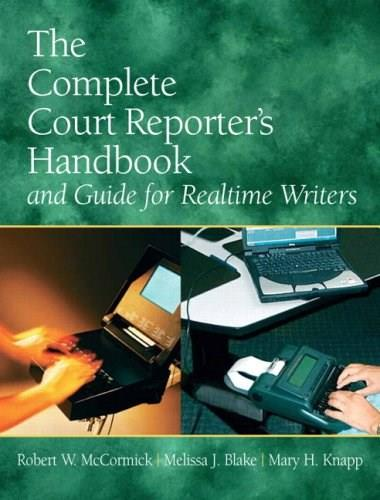 Complete Court Reporter