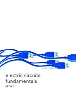 Electric Circuits Fundamentals (8th Edition) 9780135072936
