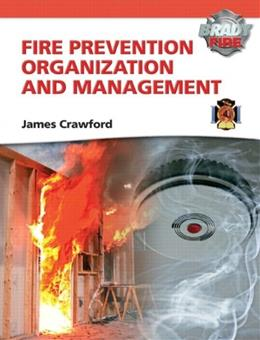 Fire Prevention Organization and Management, by Crawford PKG 9780135087848