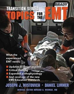 Transition Series: Topics for the EMT, by Limmer 9780135113516