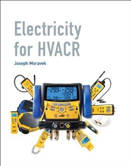 Electricity for HVACR, by Moraveck PKG 9780135125342