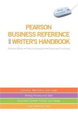 Pearson Business Reference and Writers Handbook, by Moore PKG 9780135140536