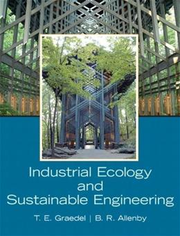 Industrial Ecology and Sustainable Engineering 1 9780136008064