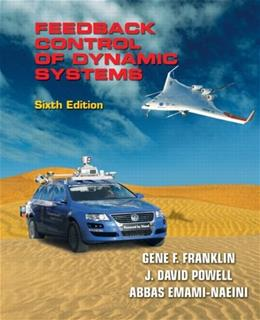 Feedback Control of Dynamic Systems 6 9780136019695