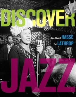 Discover Jazz, by Hasse 9780136026372