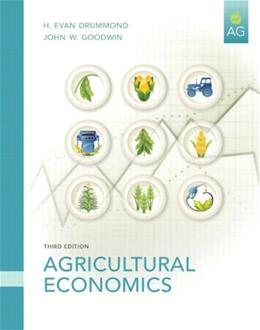 Agricultural Economics (3rd Edition) 9780136071921