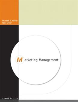 Marketing Management (4th Edition) 9780136074892
