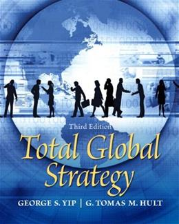 Total Global Strategy (3rd Edition) 9780136089834