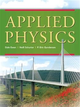 Applied Physics (10th Edition) 9780136116332
