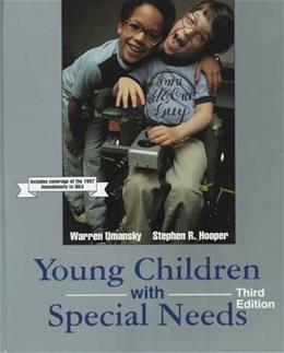 Young Children With Special Needs 3 SUB 9780136120520