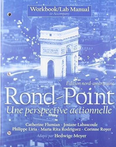 Rond-Point, by Difusion 9780136149712