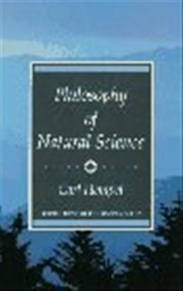 Philosophy of Natural Science, by Hempel 9780136638230