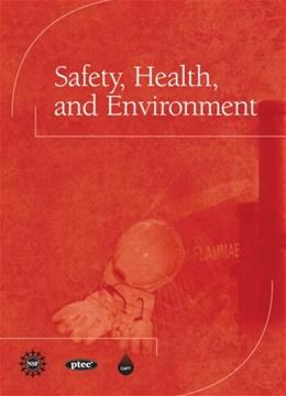 Safety, Health, and Environment 1 9780137004010