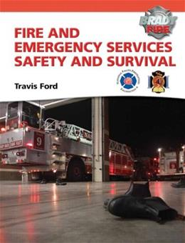 Fire and Emergency Services Safety and Survival, by Ford 9780137015481