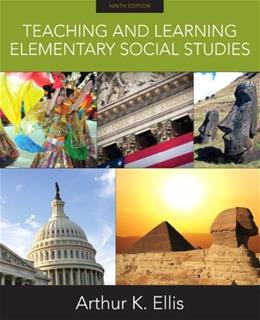 Teaching and Learning Elementary Social Studies (9th Edition) 9780137039494