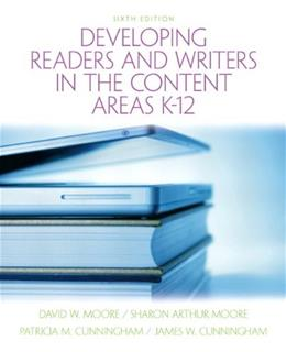 Developing Readers and Writers in the Content Areas K-12 (6th Edition) 9780137056378