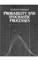 Probability and Stochastic Processes, by Solomon 9780137119615