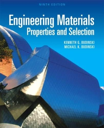 Engineering Materials: Properties and Selection (9th Edition) 9780137128426
