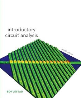 Introductory Circuit Analysis (12th Edition) 12 w/DVD 9780137146666