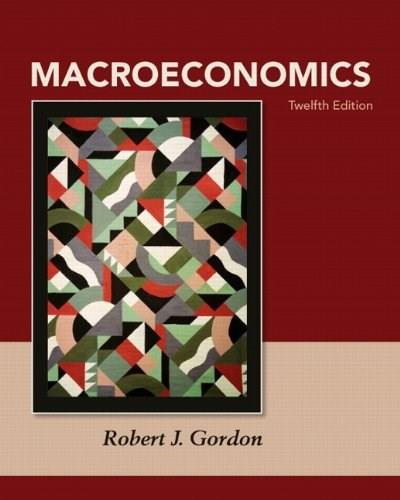 Macroeconomics (12th Edition) (Pearson Series in Economics (Hardcover)) 9780138014919