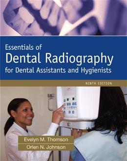 Essentials of Dental Radiography (9th Edition) 9780138019396