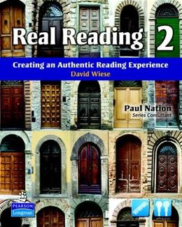 Real Reading 2, by Bonesteel, Student Book BK w/CD 9780138146276