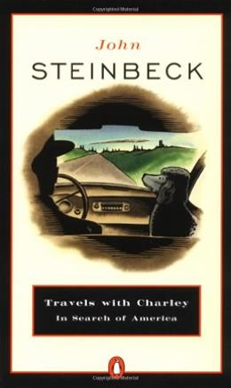 Travels with Charley in Search of America, by Steinbeck 9780140053203