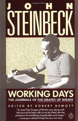 Working Days: The Journals of The Grapes of Wrath 9780140144574