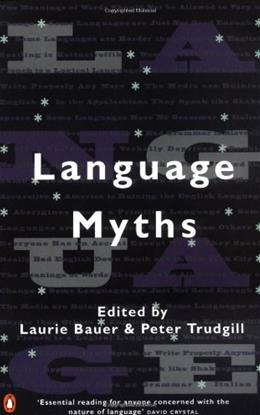 Language Myths, by Bauer 9780140260236