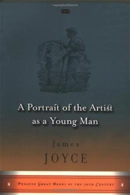 A Portrait of the Artist as a Young Man (Penguin Great Books of the 20th Century) 9780140283280